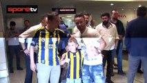 Valbuena İstanbul'a geldi