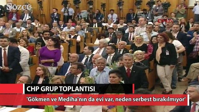 Kılıçdaroğlu: 'Gökmen ve Mediha'nın da evi var yeri yurdu var'