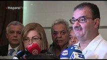 Abogados de Martinelli en Panamá dicen que solo hablará su defensa en EE. UU.