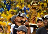 Warriors beat the Cavaliers and win the NBA Finals