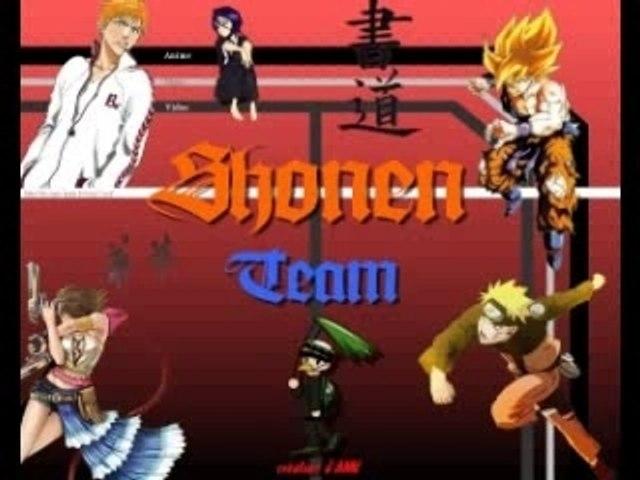 amv bleach pr la shonen-team