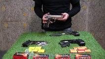 kimar 92, OD Green, TAN  9mm PAK, essais au tirs, arme de défense