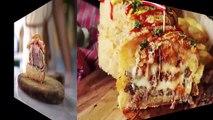 dessert recipesTop 10 Homemade Burger Video Recipe Quick n Easy Burger