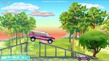 Ambulans Çizgi Film Oyunu - Ambulans Şöförü - Çocuk Oyunları,Çocuklar için çizgi filmler izle 2017