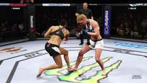 UFC® Holly Holm vs Amanda Nunes