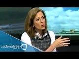 Entrevista a Mónica Aspe Bernal, subsecretaria de Comunicaciones