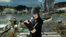 Monster of the Deep : Final Fantasy XV - Bande-annonce E3 2017