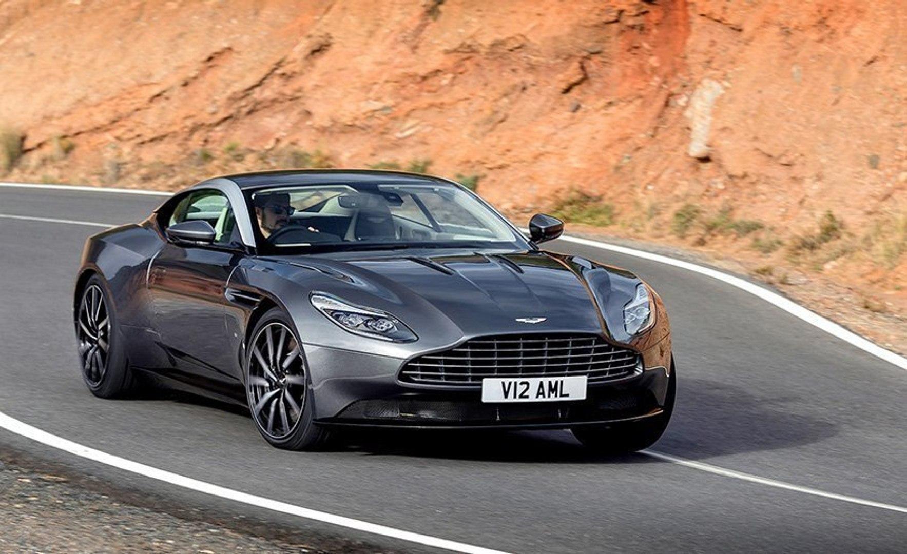 2017 Aston Martin Vanquish S Vs Aston Martin Db11 2017 Video Dailymotion