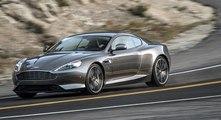 2017 Aston Martin DB9 GT vs Aston Martin DB11 2017