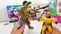 DreamWorks Cartoon Figures, DreamWorks, and Hulk, to