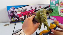 DreamWorks Cartoon Figures, DreamWorks, and Hulk, toy for