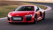 2017 Audi R8 vs Aston Martin DB11 2017