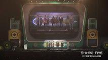 SHINee - 「FIVE」FC盤収録【「SHINee WORLD J OFFICIAL FANCLUB EVE