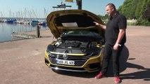 2017 Volkswagen VW Arteon Review & Test Drive
