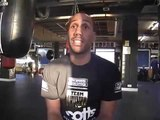 Boxing Star James DeGale On Carl Froch Marco Antonio Periban