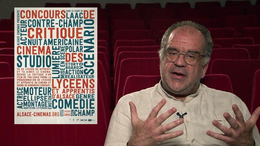 Laurent Delmas présente le métier de critique