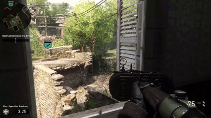 Call of Duty : WWII - Gameplay multijoueur de Call of Duty : WWII
