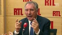 François Bayrou nie tout emploi fictif au Modem