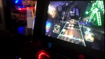 01.Cherub Rock on Guitar Hero - Expert level - at Dave and Busters