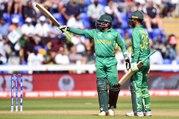 Pakistan vs England 1st Semi Final Full Highlights - Pakistan won by 8 wickets - England 211 (49.5 ov) Pakistan 215/2 (37.1 ov)