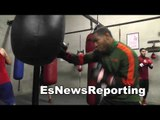 Felix Diaz olympic gold winner and mike tyson fighter in oxnard EsNews boxing
