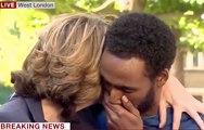 Les témoignages bouleversants des rescapés de l'incendie d'une tour à Londres