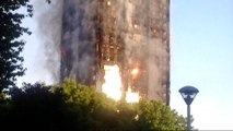 Deadly fire engulfs London tower block