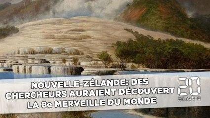 Nouvelle-Zélande: Des chercheurs auraient découvert la huitième merveille du monde