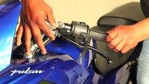 HYDRAULIC CLUTCH ADJUSTMENT - motorcycle gasgas trials