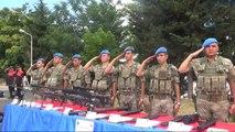 Kilis'te Jandarmanın Kullandığı Teknolojik Silahlar Tanıtıldı