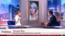 Marine Le Pen: «Le temps de la refondation n'est pas arrivé»