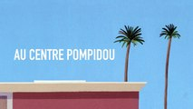 Exposition « David Hockney » au Centre Pompidou