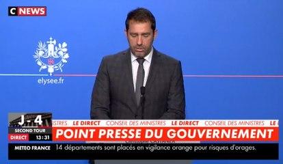Selon Macron: «Le risque d'absolutisme n'est pas ce qui nous guette»