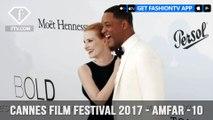 Cannes Film Festival 2017 - Amfar - Part 10 | FashionTV