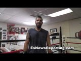 boxing best way to lose weight - man drops 100 pounds EsNews