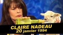 Claire Nadeau est dans Coucou c'est nous - Emission complète