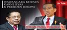 Wawancara Khusus Karni Ilyas dengan Presiden Joko Widodo : Situasi Pascapilkada DKI