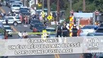 États-Unis: Un élu républicain blessé lors d'une fusillade