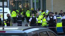 ستة قتلى على الأقل في حريق كبير في برج سكني في لندن