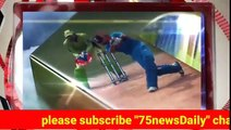 Eng vs Pak_ Eng Fall of Wickets -in champion trophy 2017 first semifinal