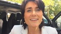 Sandrine Josso explique pourquoi elle ne débat pas avec Franck Louvrier
