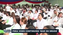 PDEA vows continuing 'War on Drugs'
