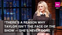 Taylor Schilling Embarrasses 'Orange Is The New Black' Producers