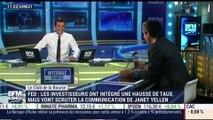 Le Club de la Bourse: Alain Pitous, Véronique Riches-Flores et Xavier Robert - 14/06