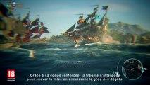 Skull & Bones : Démo de Gameplay Multijoueur E3 2017
