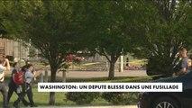Washington : plusieurs députés pris pour cible au cours d'une fusillade - Monde