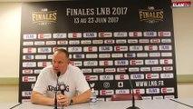 ELAN TV - Finale des playoffs - Avant match 2 ELAN VS SIG