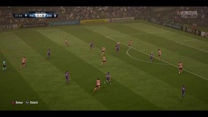 Skeleton: Fiorentina 1 - 0 southampton
