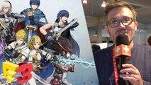 E3 2017 : Fire Emblem Warriors sur Switch, nos impressions après mille soldats dézingués