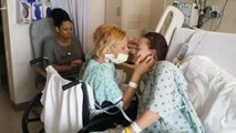 Just in time for Mother's Day, daughter donates kidney to her mum